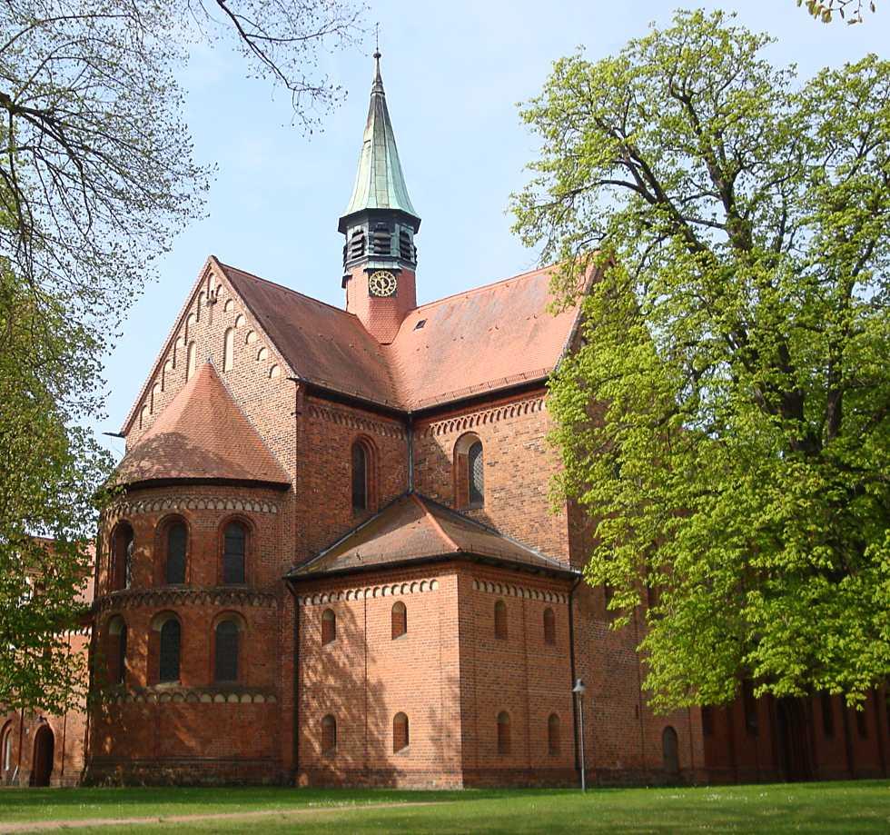 Die Klosterkirch in Lehnin