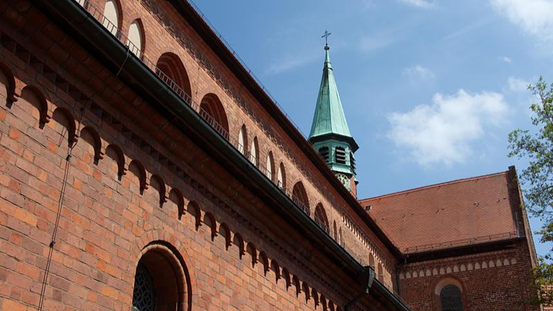 Klosterkirchengemeinde Lehnin - die kirchliche Trauung